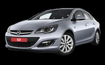 Opel ASTRA 1.6 CDTi A.T